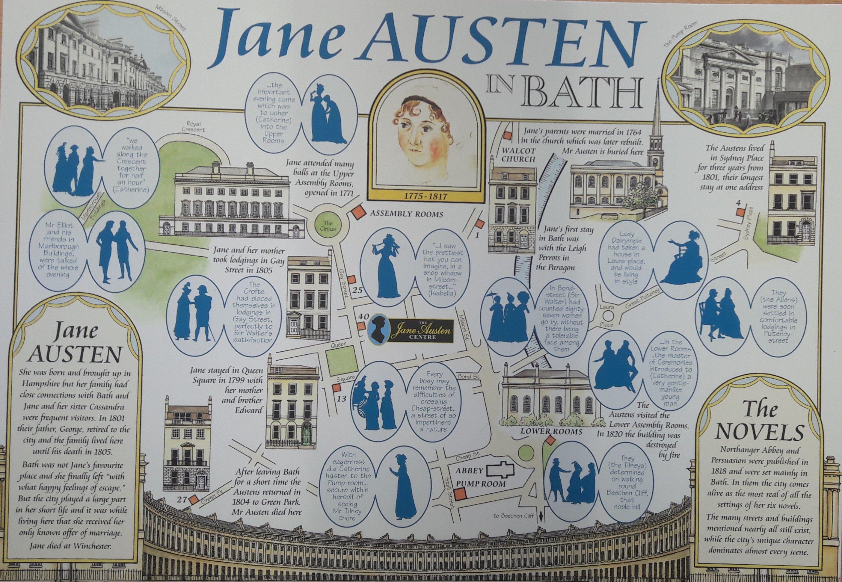 Jane Austen, si celebrano oggi i 200 anni dalla morte