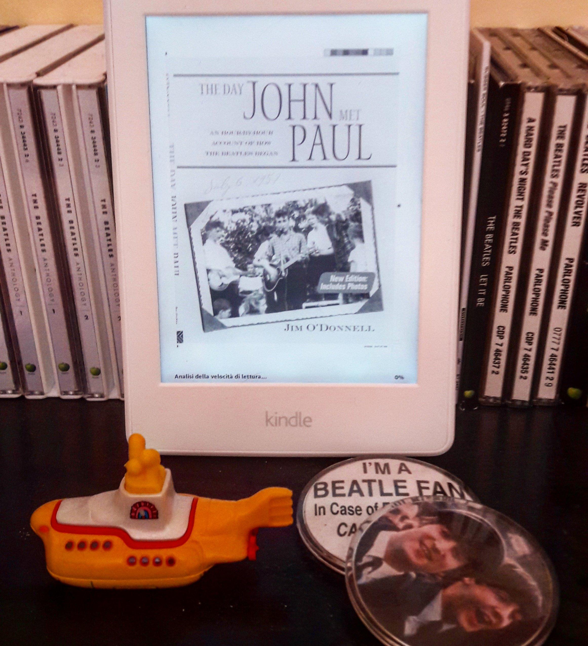 The day John met Paul, Jim O'Donnell
