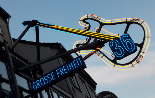 Hamburg Twist And Shout ovvero l'Amburgo dei Beatles