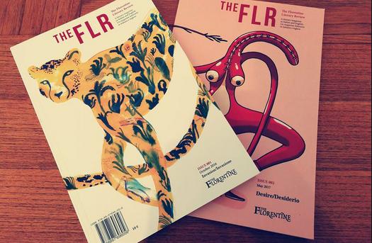 Presentazione del numero 2 della rivista The FLR - The Florentine Literary Review