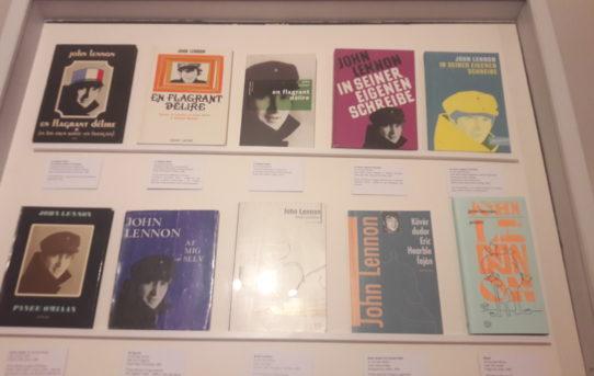 John Lennon in tutte le lingue del mondo...o quasi.