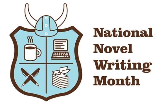 NaNoWriMo - National Novel Writing Month