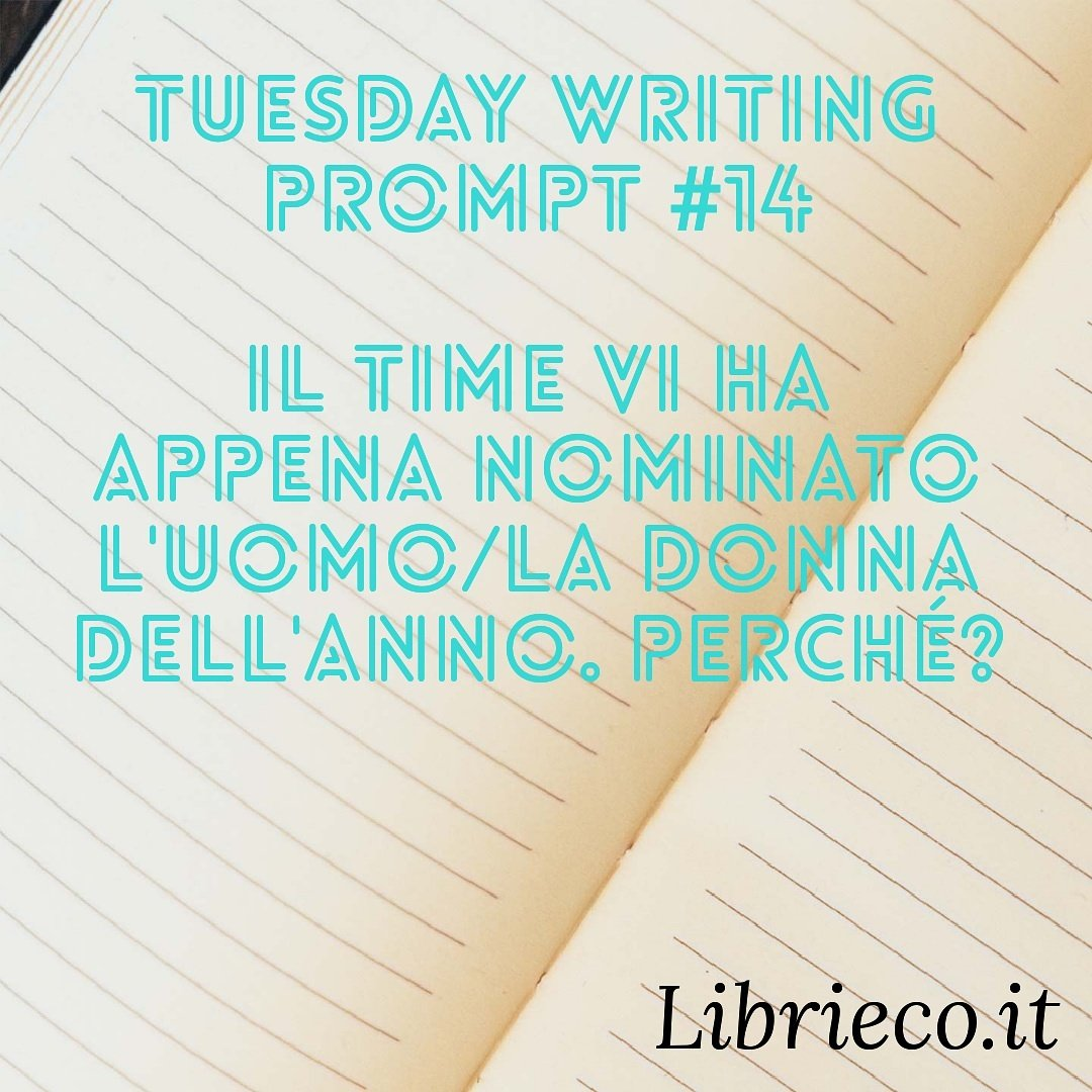 Tuesday writing prompt #14