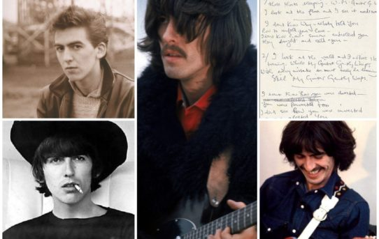 "George Harrison, ""The Quiet One"""