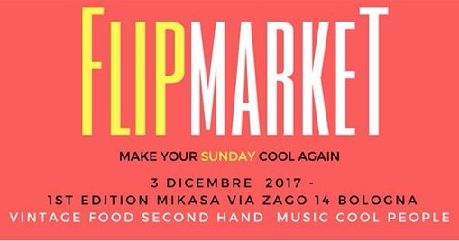 Flip Market - Make you Sunday cool again