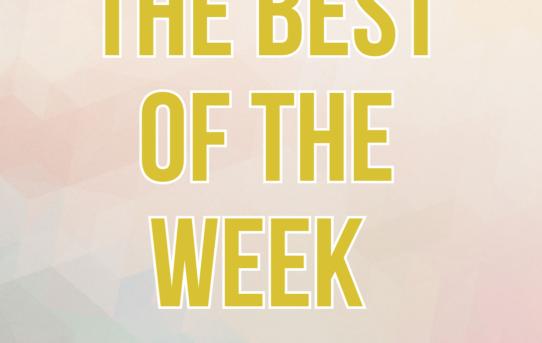 The Best of the Week: Cuore da leone di Maria Paola Donciglio