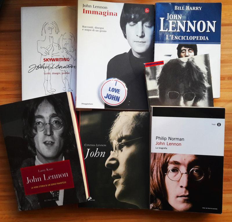 Bibliografia John Lennon