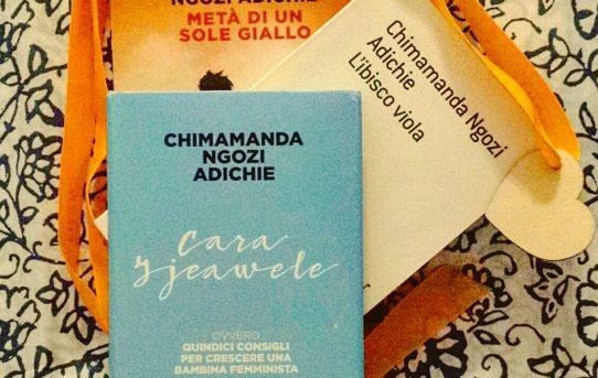 La voce di Chimamanda Ngozi Adichie