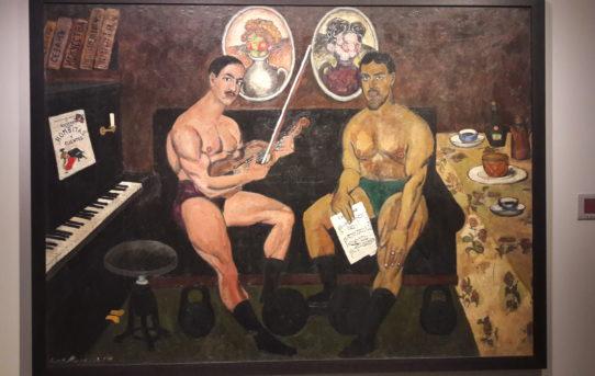 Revolutija: da Chagall a Malevich, da Repin a Kandinsky