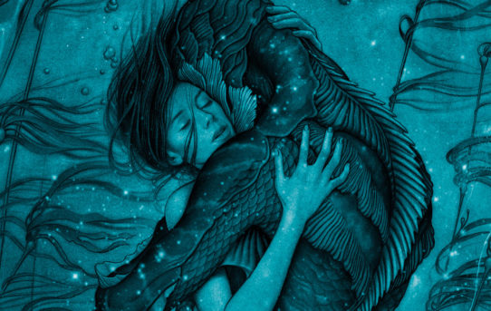 La Forma dell'Acqua - The Shape of Water - Oscar 2018