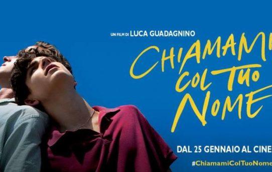 Chiamami col tuo nome - Call me by your name - Notte degli Oscar 2018