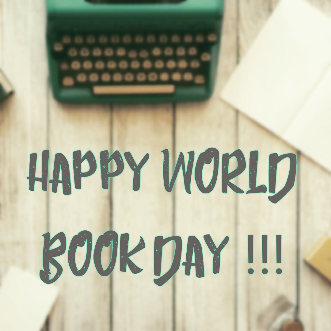 Happy World Book Day!!!