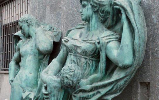 Intervista a Francesco Amante sul progetto di ricollocazione dell'opera L'Amor Patrio e il Valore Militare presso la facciata di Palazzo d'Accursio