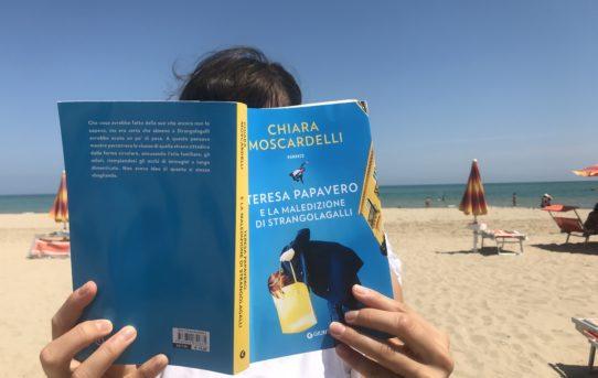 Libri per l'estate. Teresa Papavero e la maledizione di Strangolagalli.