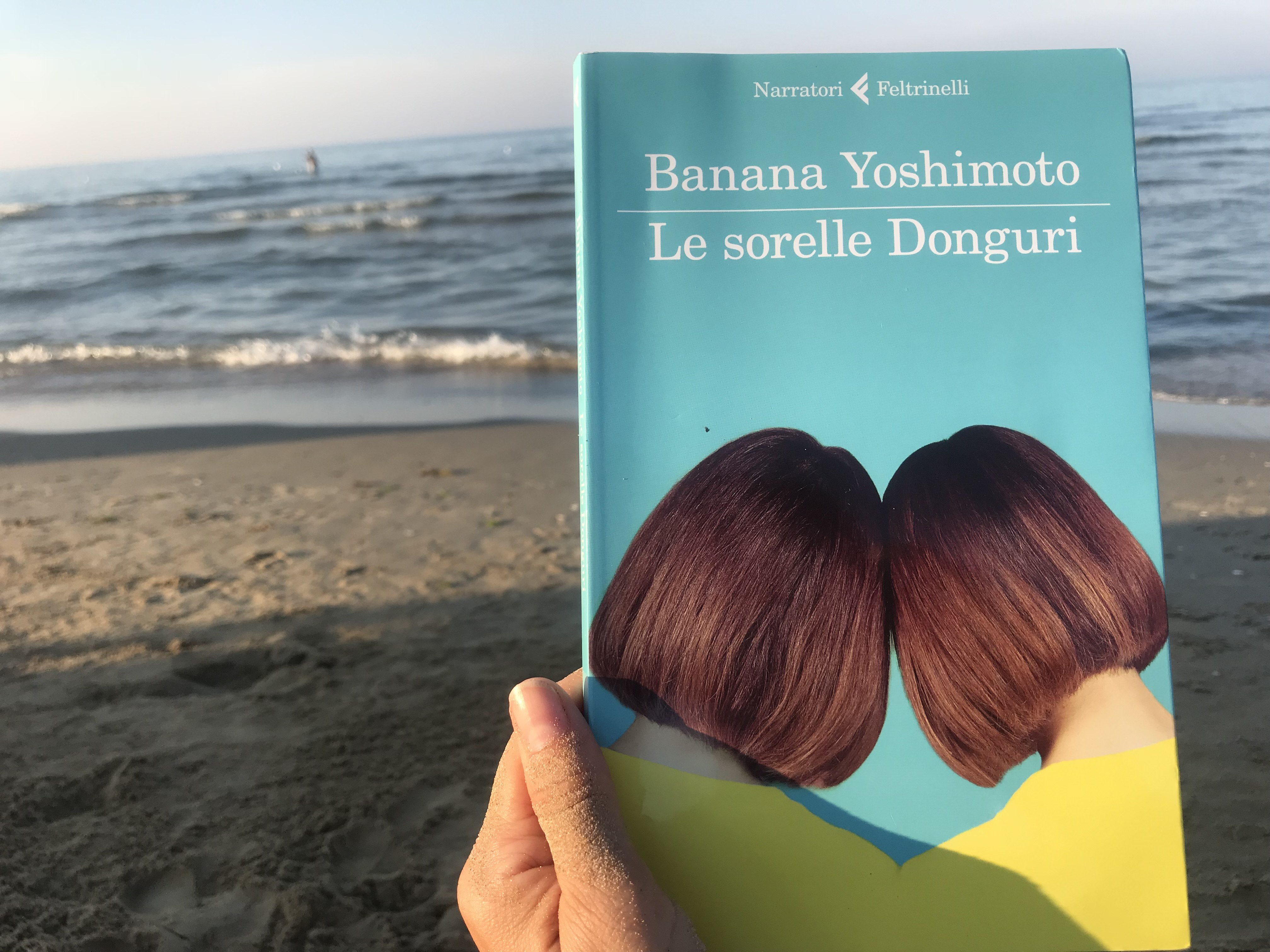 Libri per l'estate. Le sorelle Donguri, di Banana Yoshimoto.