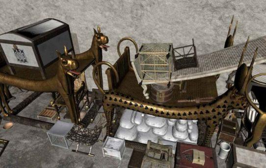 Tutankhamon, rivivendo  l'avventura di Howard Carter