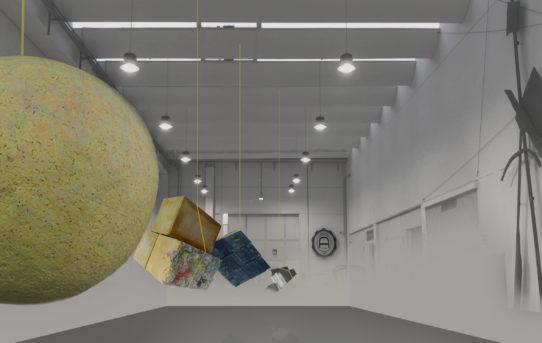 Dalla Potenza all'Essenza: le opere di Giorgio Bevignani presso gli spazi di Augusta 1966